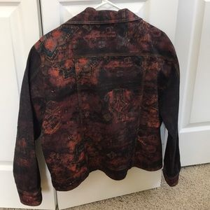 Chicos size 2 jeans style jacket.